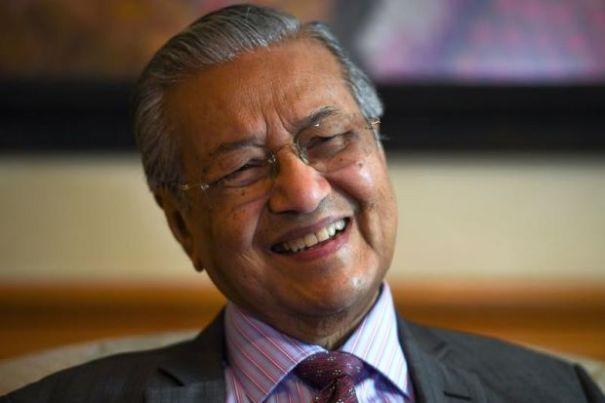 AFP Mahathir